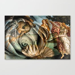 Venus Rose Canvas Print