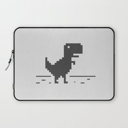 Jurassic Browser Laptop Sleeve