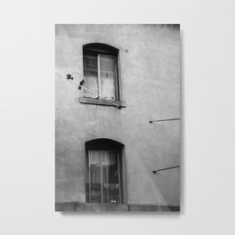 China Windows Metal Print