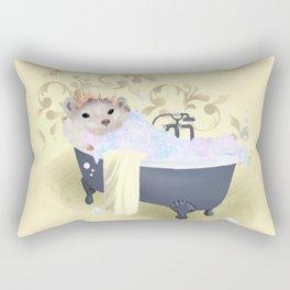 Little Sunshine Bubble Bath Rectangular Pillow