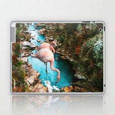 Flamingo Forest #society6 #decor #buyart Laptop & iPad Skin