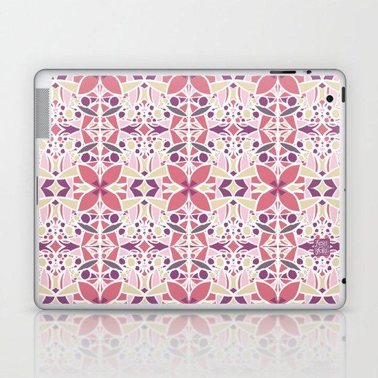 Petal Pusher Laptop & iPad Skin