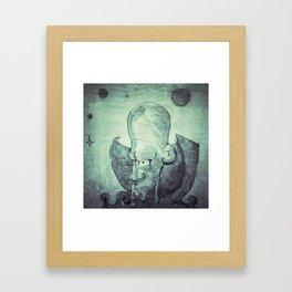 Meepzorp Framed Art Print