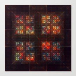 Stainedglass Canvas Print