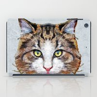 meow iPad Cases featuring MEOW by Ancello