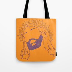 Holy Jesus  Tote Bag