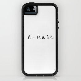 A muse Amuse A-muse iPhone Case