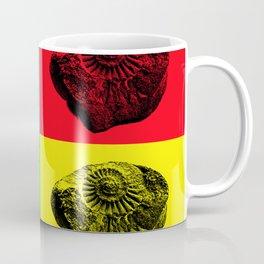 Pop Art Fossil Coffee Mug