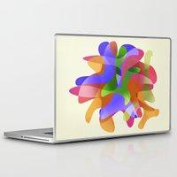 arya Laptop & iPad Skins featuring Dancers by Hinal Arya