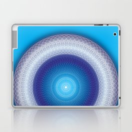 Light Mandala - מנדלה אור Laptop & iPad Skin