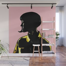 Katy Portrait Art - Inspired by Music Video - This Is How We Do  Wall Mural