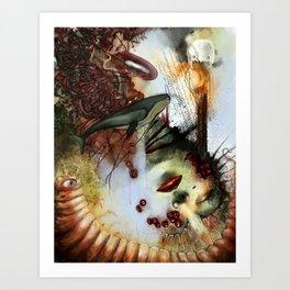 Pantonal Art Print