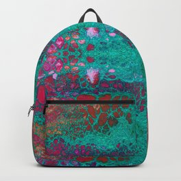 Fragmented 45 Backpack