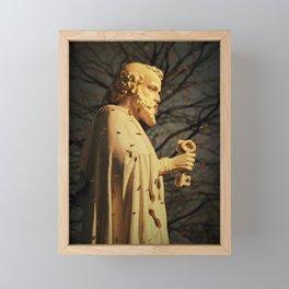 Golden Yesterdays Framed Mini Art Print