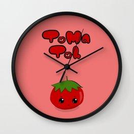 GwiYomi - Toma Toh Wall Clock