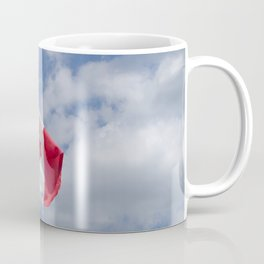 Maple Leaf Flag Coffee Mug