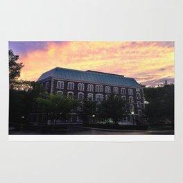 Hughes Hall at Fordham University - Rose Hill Rug