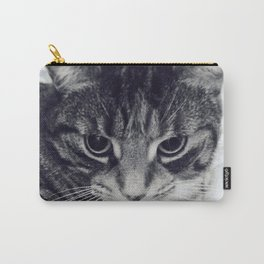 Moggins by #SmallPerson Carry-All Pouch