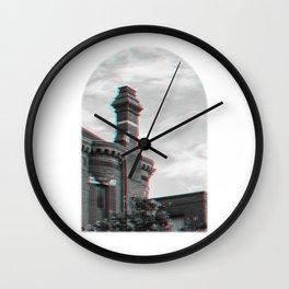 Building #1 Wall Clock