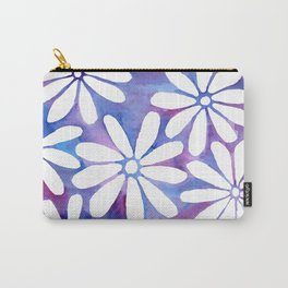 Jenna Florals Carry-All Pouch