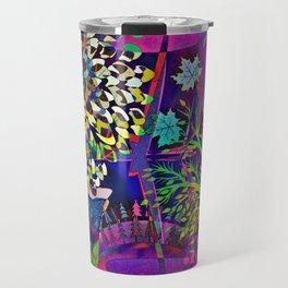 Automne rouge Travel Mug
