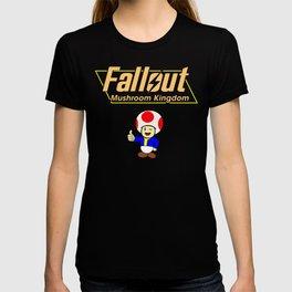 Fallout: Mushroom Kingdom T-shirt