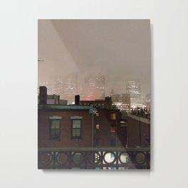 Rooftops Metal Print