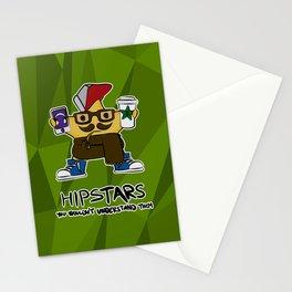 hip STAR Stationery Cards