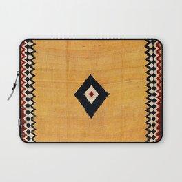 Qashqa'i Fars Southwest Persian Kilim Print Laptop Sleeve