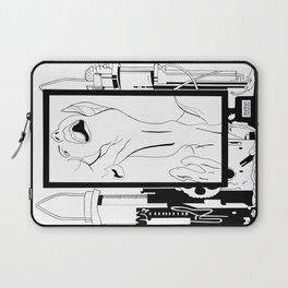 Anguish Laptop Sleeve