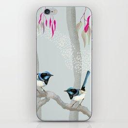 Blue Wren Australian Birds iPhone Skin