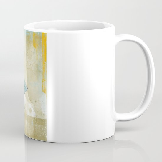 paper mouse Coffee Mug