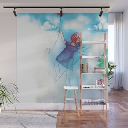 I can fly Wall Mural