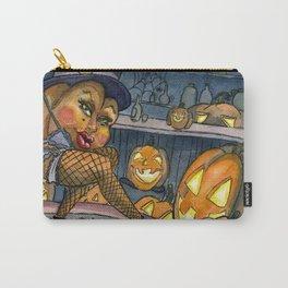 Pumpkin Stripper Carry-All Pouch