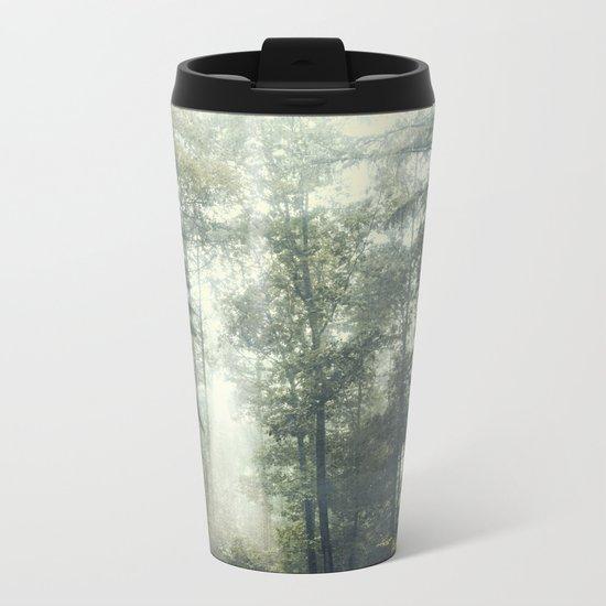 Jungle II Metal Travel Mug