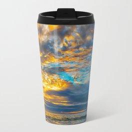 Painted Sky at Sunset, Laguna Beach Travel Mug