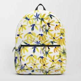 Blue Eyed Susan Backpack
