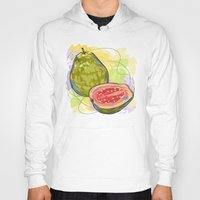 vietnam Hoodies featuring Vietnam Guava by Vietnam T-shirt Project