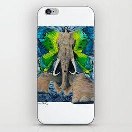 Elefly iPhone Skin