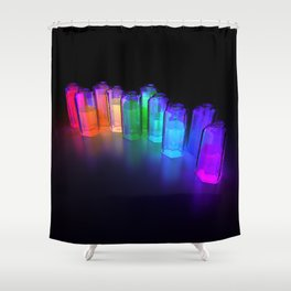 Dispersion Shower Curtain
