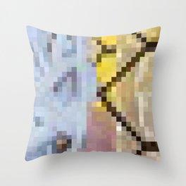 Pixel Indulge Throw Pillow