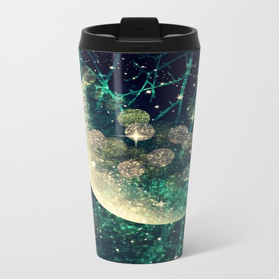 Moon Dust Metal Travel Mug