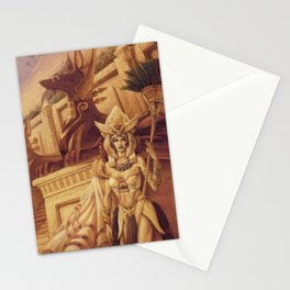 Egyptian Queen by Baxa Stationery Cards
