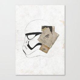 Finn Awakened Canvas Print