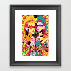 make no mistake Framed Art Print
