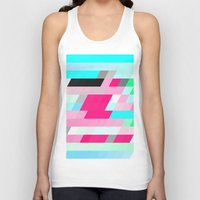 flag Tank Tops featuring Flag by allan redd