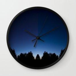 Spiegel im spiegel VIII Wall Clock