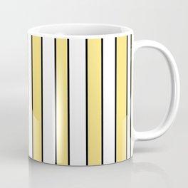 Strips 4-line,band,striped,zebra,tira,linea,rayas,rasguno,rayado. Coffee Mug