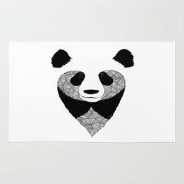 zoo et be panda Rug