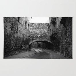 Calle con túnel Rug